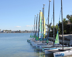 Tours & Classes | Catamaran Sailing Class | Mission Bay Sportcenter