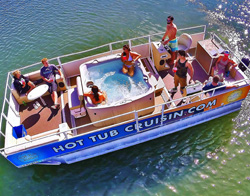 Hot Tub Cruisin Charters | Mission Bay Sportcenter | San Diego, CA