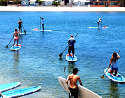 Tours & Classes | Sunset Sail Tour | Mission Bay Sportcenter