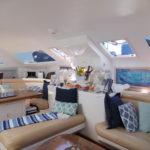 San Diego Luxury Yacht Charters | Malarky Charters | Salon