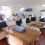 San Diego Luxury Yacht Charters | Malarky Charters | Galley View