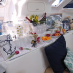 San Diego Luxury Yacht Charters | Malarky Charters | Champagne Breakfast Second View