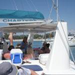 San Diego Luxury Yacht Charters | Malarky Charters | Main Deck