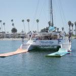 San Diego Luxury Yacht Charters | Malarky Charters | Stern View
