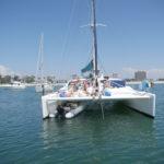 San Diego Luxury Yacht Charters | Malarky Charters | Bow View
