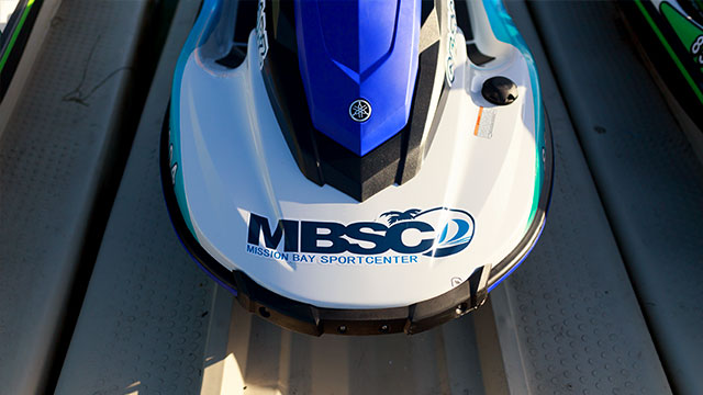 Rental Jet Ski | Image 3 | Mission Bay Sportcenter