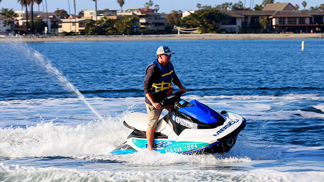 Jet Ski Rental | Image 6 | Mission Bay Sportcenter