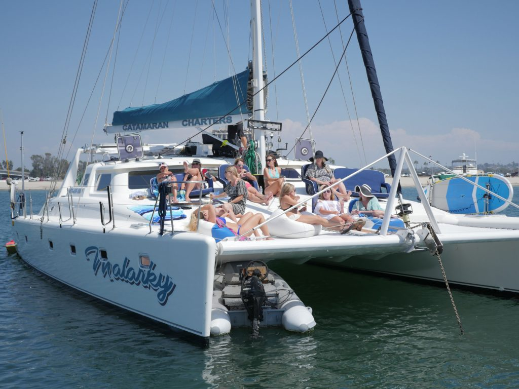 Malarky Sailing Charter | Image 1 | Mission Bay Sportcenter