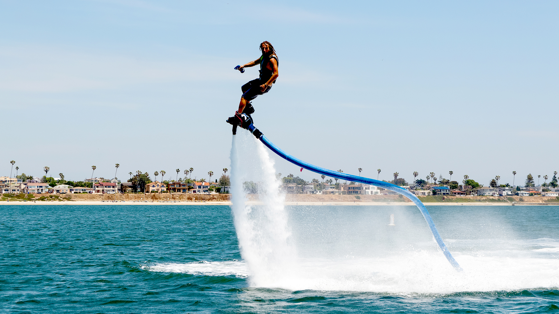 Top 5 Water Sports | Flyboarding