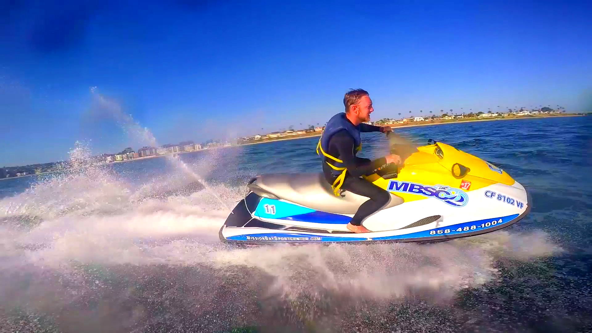 Top 5 Water Sports | Jet Skiing